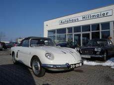 Renault Alpine A110 Berlinette 1960