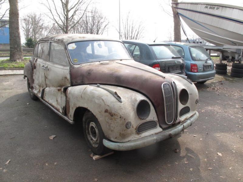 1955 BMW 501 is listed zu verkaufen on ClassicDigest in ...
