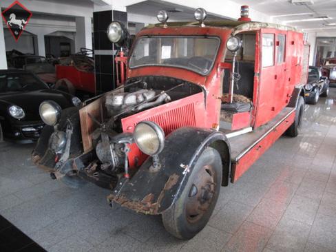 Mercedes-Benz L315-L334 1936
