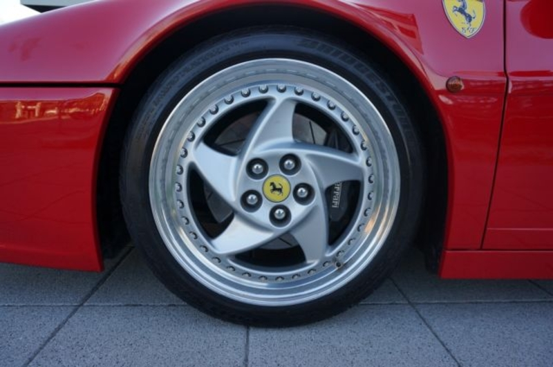 1995 Ferrari Testarossa Is Listed For Sale On