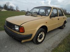 Skoda 105 1986