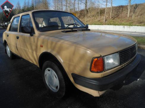 Skoda 120 1986