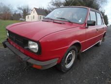 Skoda 120 1981