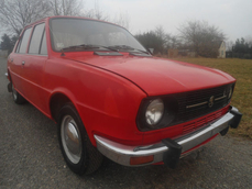 Skoda 105 1978