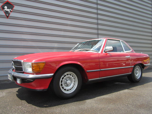 Mercedes-Benz 280SL w107 1983