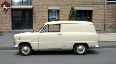 Ford Taunus 1954