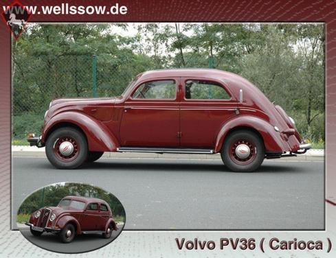 Volvo PV36 1936