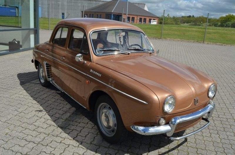 1962 Renault Ondine Is Listed Till Salu On ClassicDigest