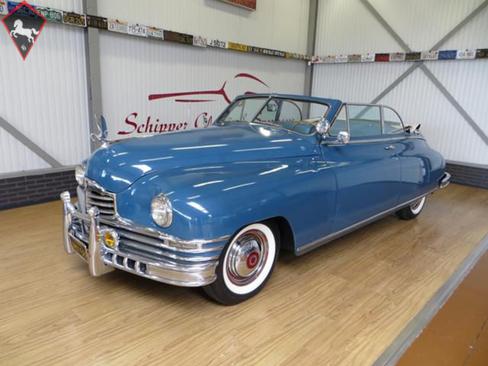 Packard Clipper 1948