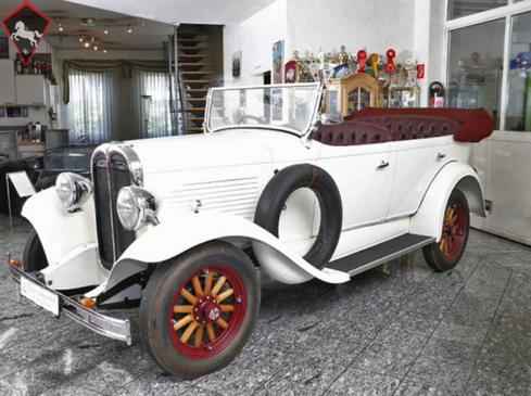 Willys Knight 1924