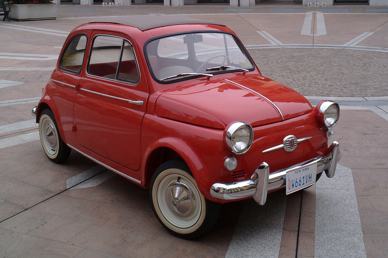 1959 fiat 500 is listed for sale on classicdigest in cremaluca