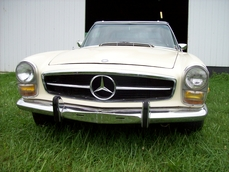 Mercedes-Benz 280SL w113 1969
