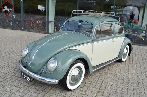 Volkswagen Bubbla Typ1 1957
