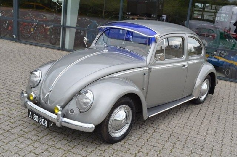 1956 Volkswagen Beetle Typ1 Is Listed For Sale On