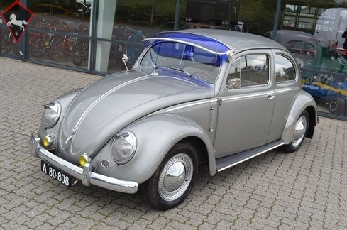 Volkswagen Bubbla Typ1 1956