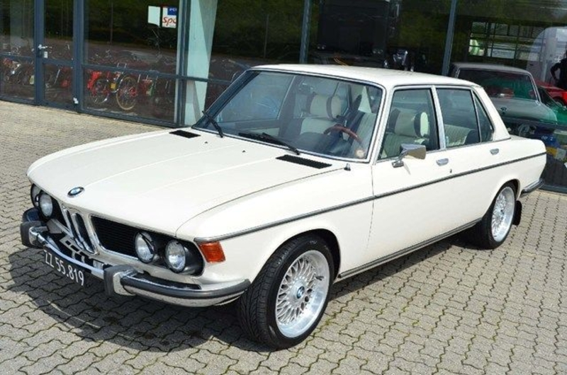 1975 BMW 2500 Is Listed For Sale On ClassicDigest In