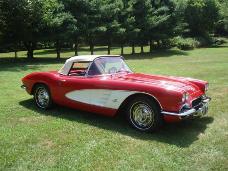 1961 corvette c1 is listed verkauft on classicdigest in. Black Bedroom Furniture Sets. Home Design Ideas
