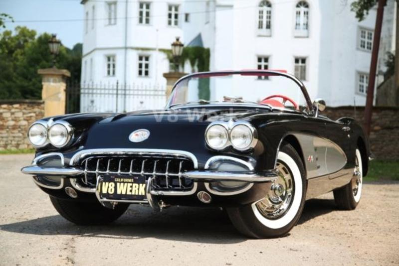 1958 corvette c1 is listed verkauft on classicdigest in. Black Bedroom Furniture Sets. Home Design Ideas