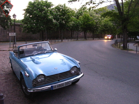 Triumph TR4 1967
