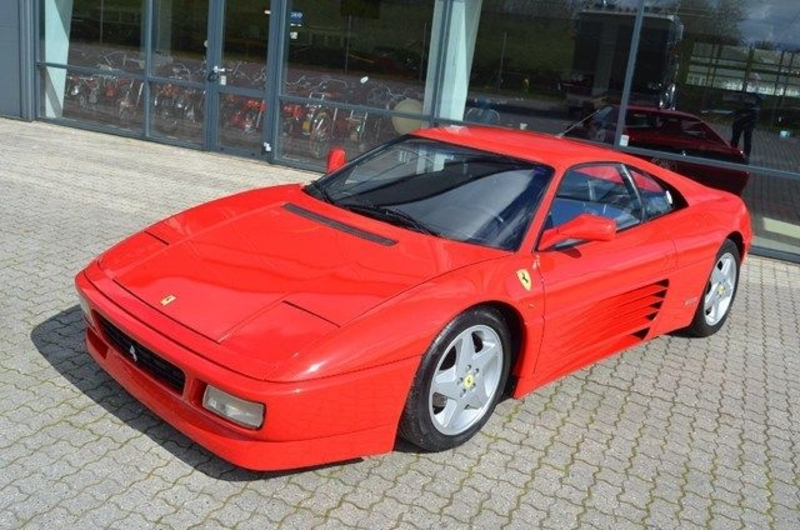 1991 Ferrari 348 Is Listed For Sale On ClassicDigest In