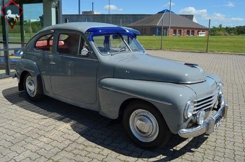 Volvo PV544 1954
