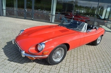Jaguar E-type XKE 1974