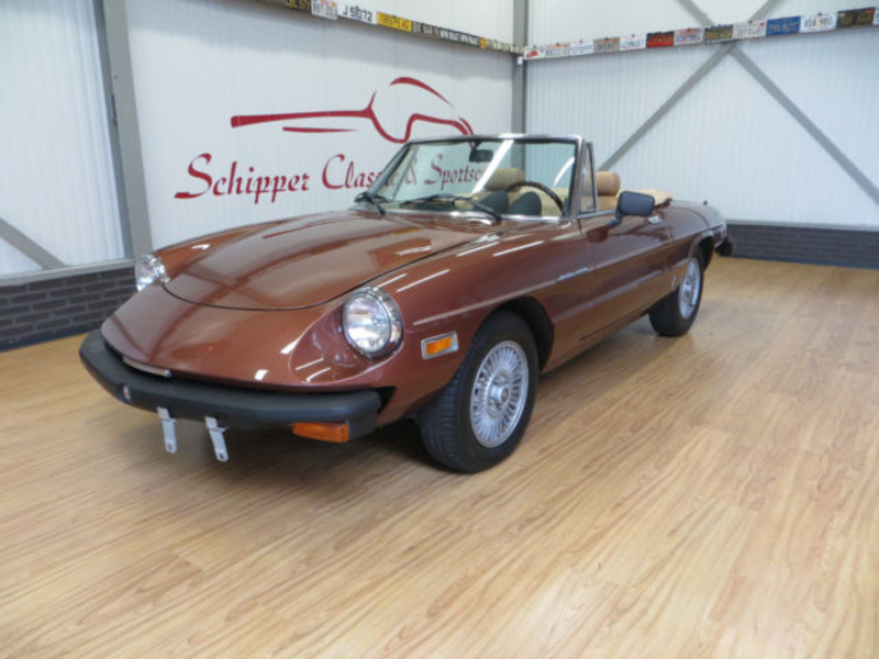 Alfa Romeo Spider Is Listed Sold On ClassicDigest In Twentelaan - 1979 alfa romeo spider for sale
