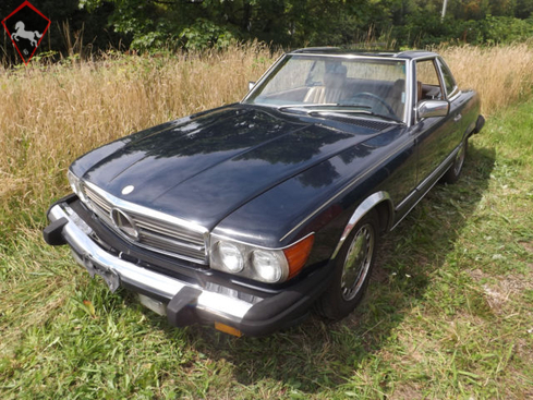 Mercedes-Benz 450SL w107 1988