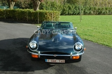 Jaguar E-type XKE 1971