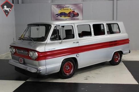 Chevrolet Corvair 1961