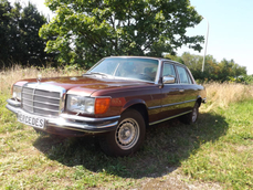 Mercedes-Benz 450SEL 6.9 w116 1976