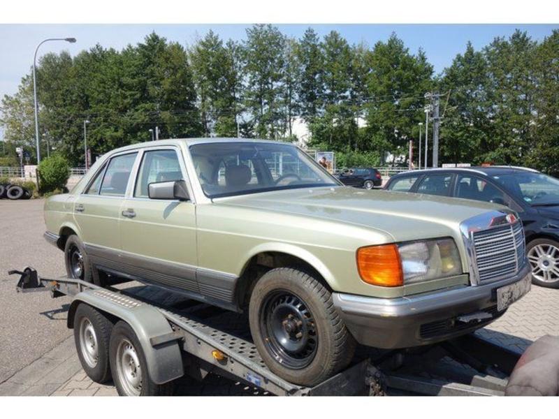 1982 mercedes benz 280 s se l w126 is listed sold on. Black Bedroom Furniture Sets. Home Design Ideas