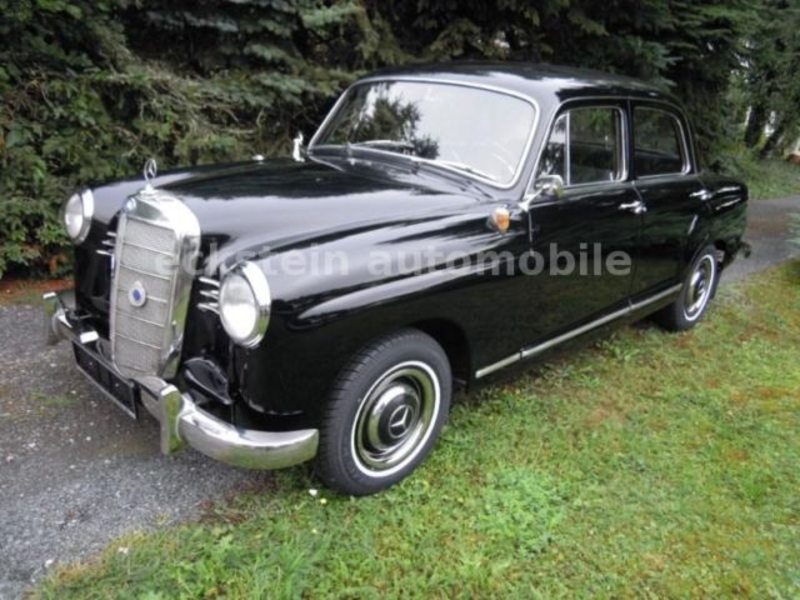 1959 mercedes benz 180 bullmerca is listed s ld on. Black Bedroom Furniture Sets. Home Design Ideas