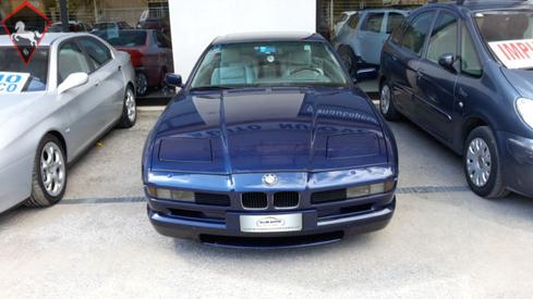 BMW 850 1991