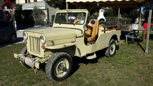 Jeep CJ6 1980