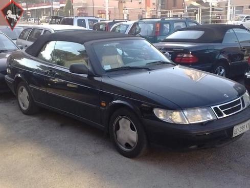 Saab 900 1995