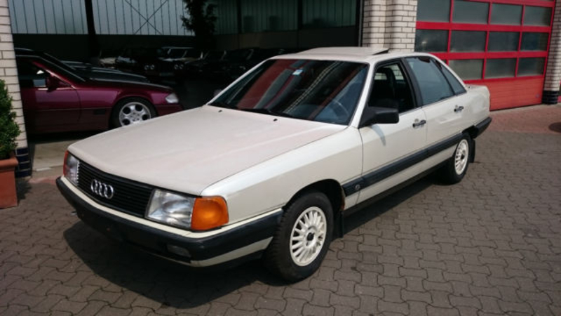 1986 Audi 100 is listed Sold on ClassicDigest in Hansestrasse 49a 38112 Braunschweig, Germany by ...