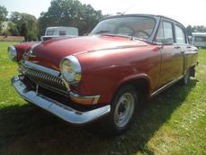 GAZ 21 Volga 1969