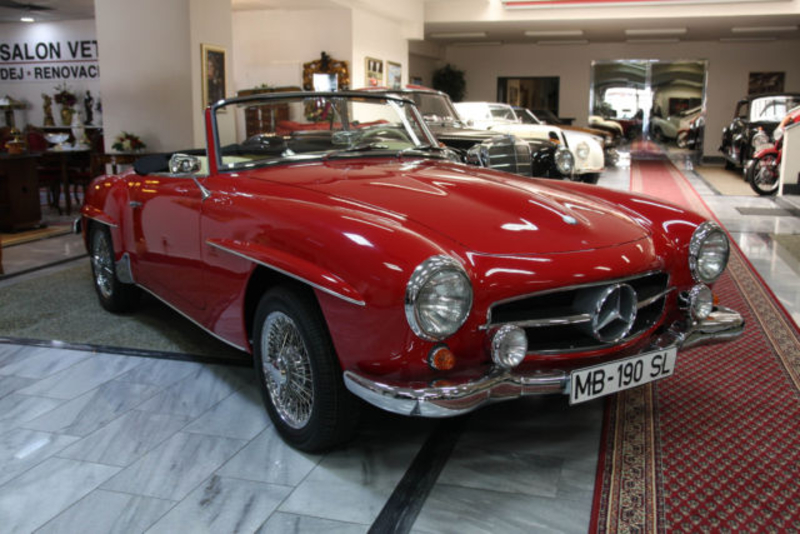 1957 Mercedes-Benz 190SL is listed For sale on ...