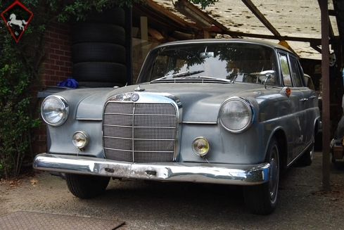 Mercedes-Benz 190 w110 Fena 1964