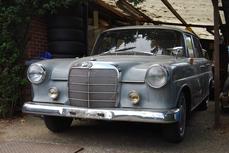 Mercedes-Benz 190 w110 Fintail 1964