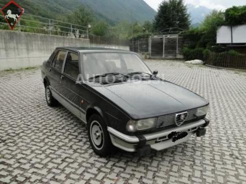 Alfa Romeo Other 1982