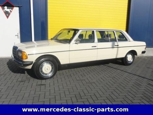 Mercedes-Benz 250 w123 1985