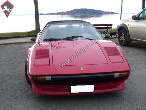 Ferrari 308 GTS 1981