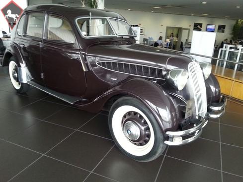 BMW 326 1939