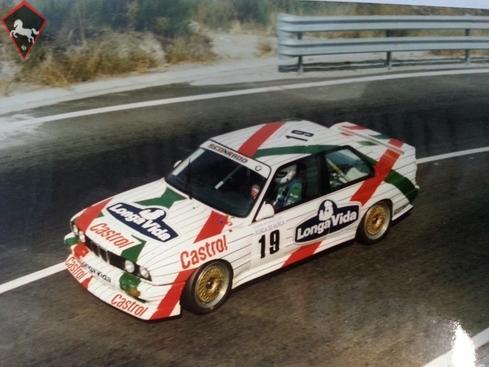 BMW M3 1988
