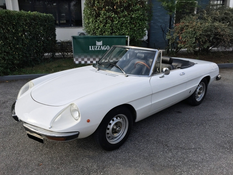 Alfa Romeo Spider Is Listed Sold On ClassicDigest In BRESCIA By - Alfa romeo 1972 spider