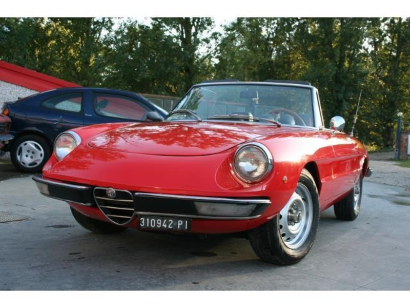 Alfa Romeo Spider Is Listed For Sale On ClassicDigest In - Alfa romeo spider 1980 for sale