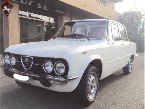 Alfa Romeo Giulia 1975