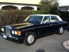 Bentley Eight 1988